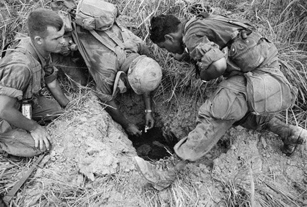 «Туннельные крысы»: как американцы воевали под землей во Вьетнаме