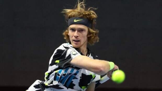 Рублев сместил Федерера с седьмой строчки рейтинга теннисистов ATP