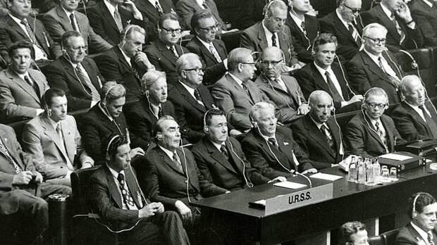 Хельсинкский акт 1975 года. Албанское «исключение»