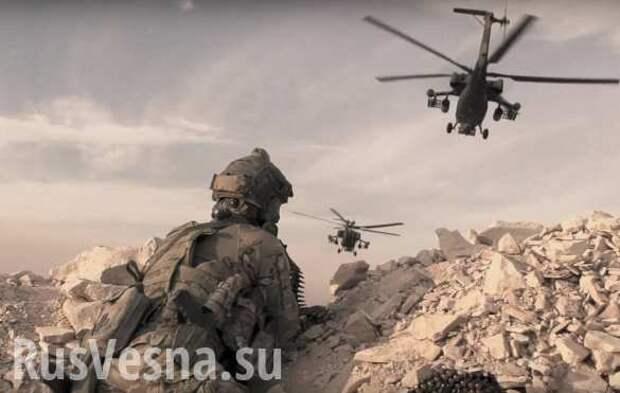 Жестокий бой в пустыне: Русский спецназовец убил 14 боевиков ИГИЛ — подробности (ВИДЕО) | Русская весна