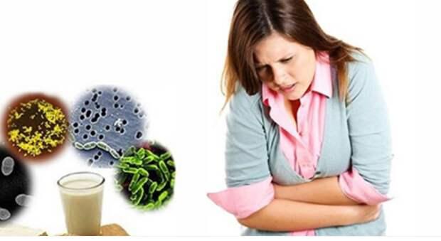 Домашние средства, которые помогут при пищевом отравлении