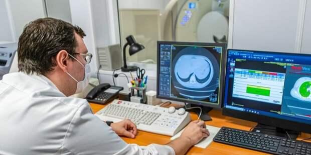 Москва наращивает мощности по диагностике коронавирусной инфекции Фото: В. Новиков mos.ru
