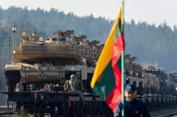 С Литвы начался развал СССР. Евросоюзу – приготовиться