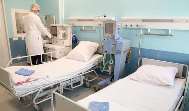 Болезненный рост. ВОмской области госпитализировали сразу 20 зараженных COVID-19