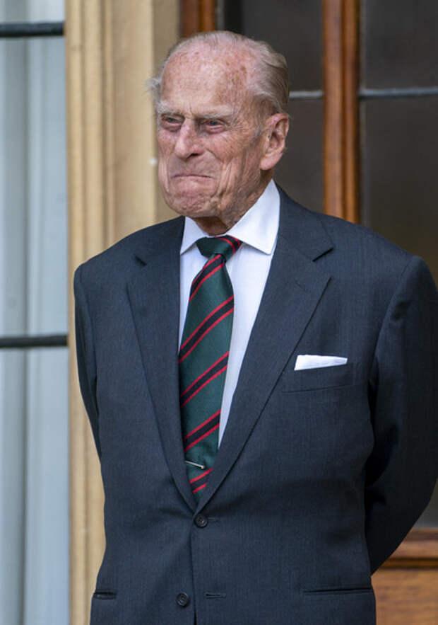 99-летний принц Филипп перенес операцию на сердце