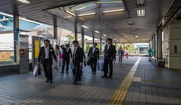 Разочаровавший Токио