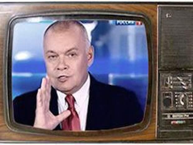 """Дмитрий Киселев получил ТЭФИ за """"Вести недели"""" : Общество Newsland ..."""