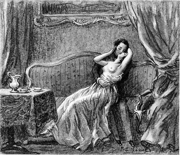 Великие истории любви. Дюма сын и его дама с камелиями