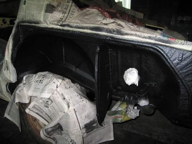 Вторая жизнь автомобиля ГАЗ-21 авто, восстановление, газ-21, ремонт