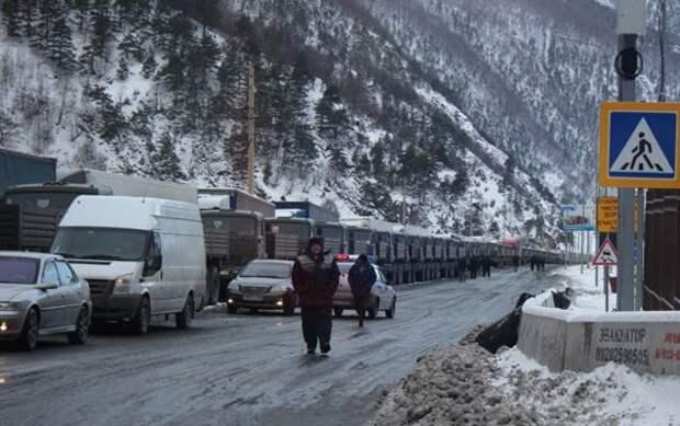 Грузия и Россия окончательно договорились об открытии таможенных коридоров через Абхазию и Южную Осетию