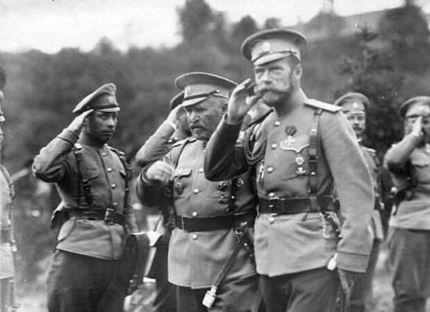 Сколько тонн золота потратила Россия на Первую Мировую