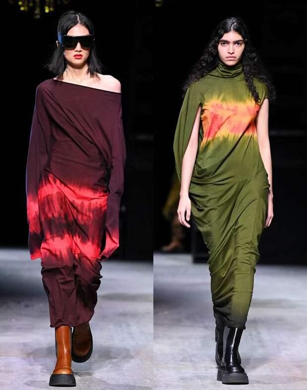 Модные принты осень-зима 2021-2022