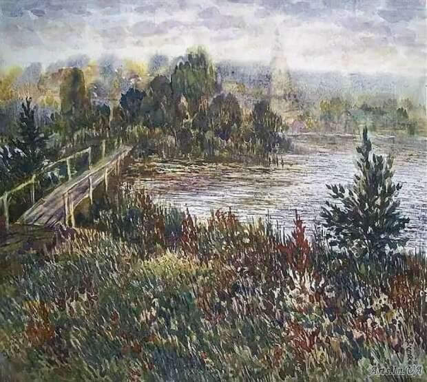 художник Валерий Сыров картины – 19