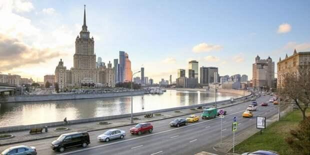 В Москве ввели дополнительные ограничения на передвижение граждан. Фото: mos.ru