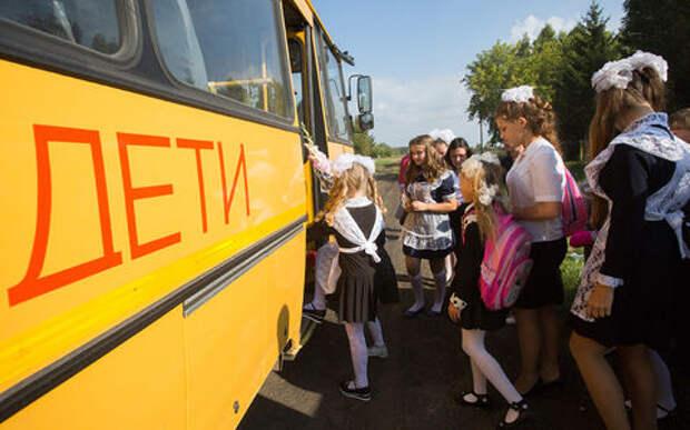 Автомобили скорой помощи и школьные автобусы решили обновить