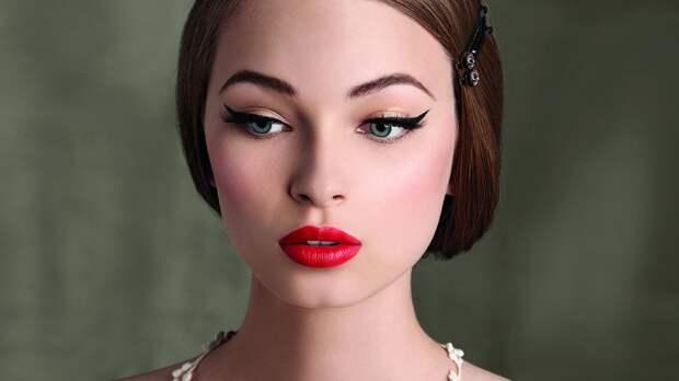 Модный макияж на выпускной 2018.
