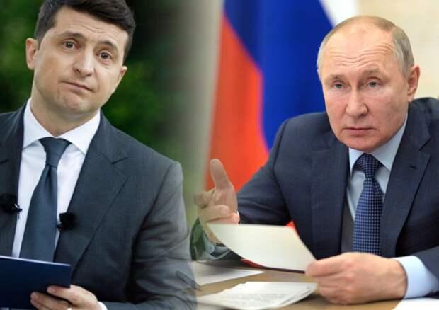В России ответили Зеленскому на предложение встретиться с Путиным в Донбассе