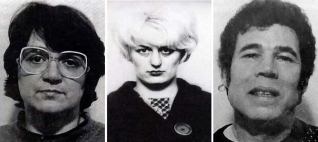 Русские амазонки инемецкие вампиры: 7 знаменитых навесь мир преступных парочек