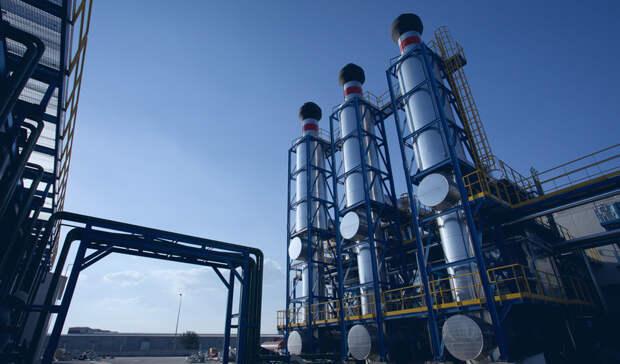 Более чем на2% сократили российские НПЗ переработку нефти за7 месяцев 2020