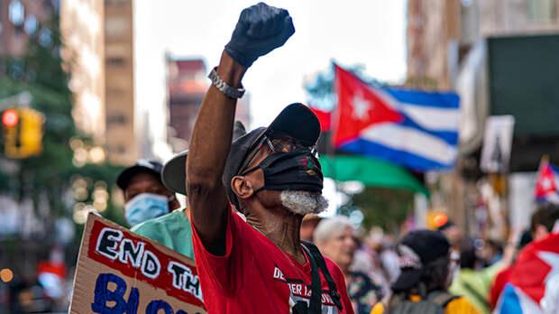 Люди взялись за автоматы. Куба готова стрелять по США
