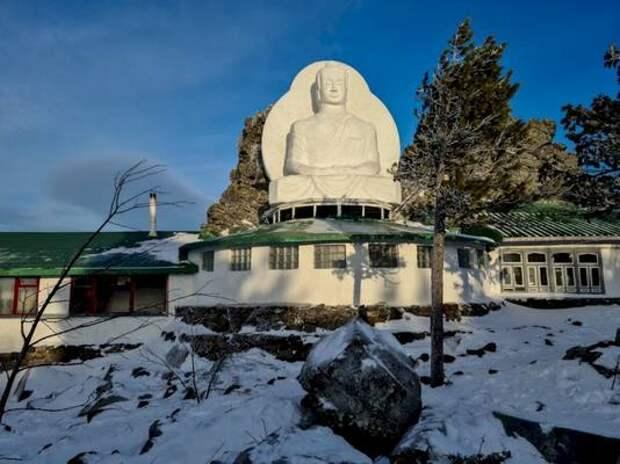 Свердловские буддисты попросились обратно на гору Качканар