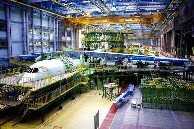 «Ил» заявил, что «Авиастару-СП» пора выйти на заявленные мощности 12 самолетов в год