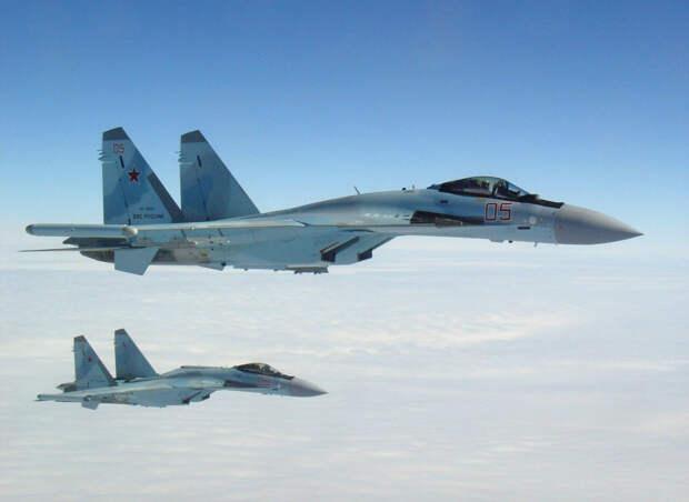 """ВВС США побеждают российские """"Сушки"""" пока только на словах"""