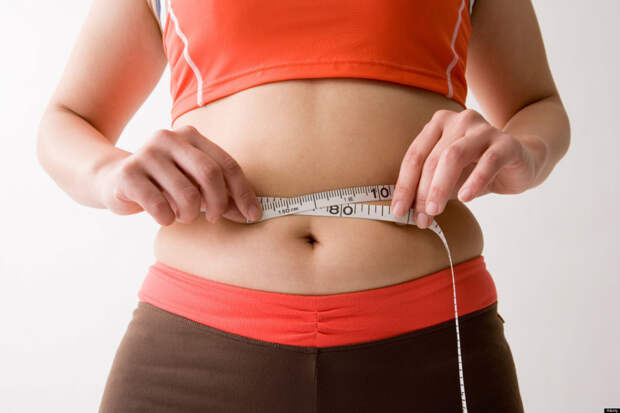 Жир на животе у женщин: как избавиться от него