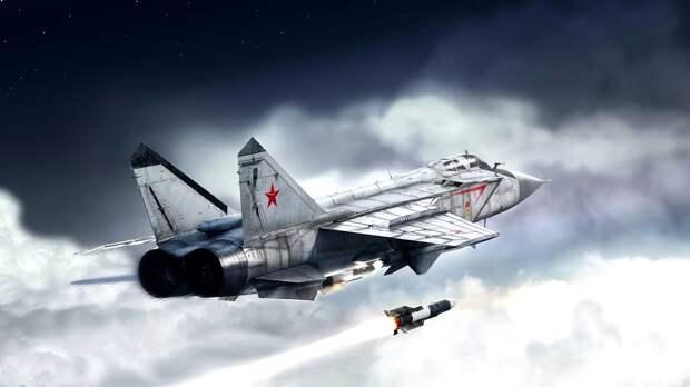Sina: На новый российский самолет установят противоспутниковые ракеты