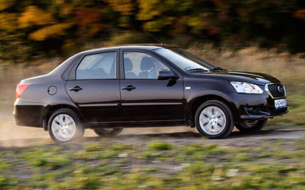 В России обнаружили опасные автомобили Datsun