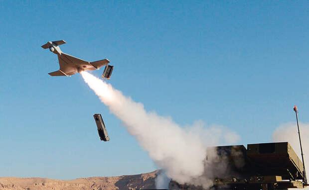 Дроны-самоубийцы: барражирующие боеприпасы