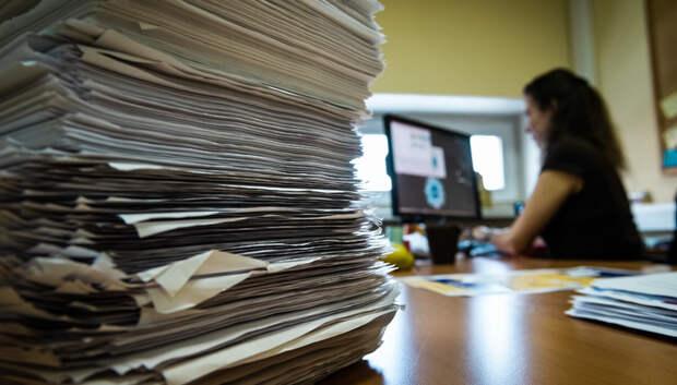 Личный прием документов от кандидатов в ОП Подольска приостановят