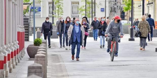 Собянин: Пропуска и самоизоляция в Москве отменяются с 9 июня. Фото: mos.ru