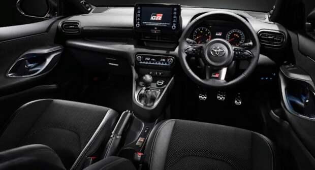 Новая Toyota GR Corolla получит более мощный двигатель