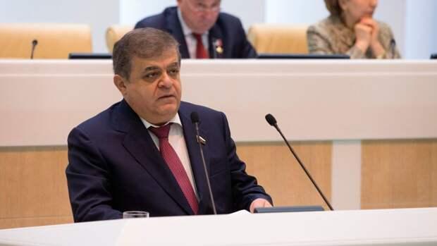 Джабаров назвал причину, по которой Зеленский не хочет ехать в Москву