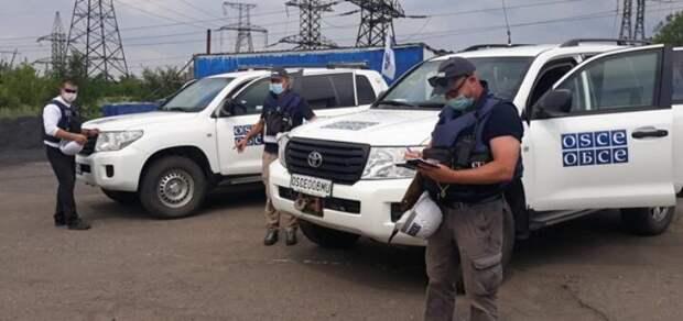 Россия выгнала миссию ОБСЕ с границы