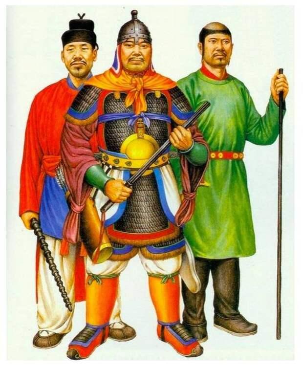 Китай и монголы. Пролог