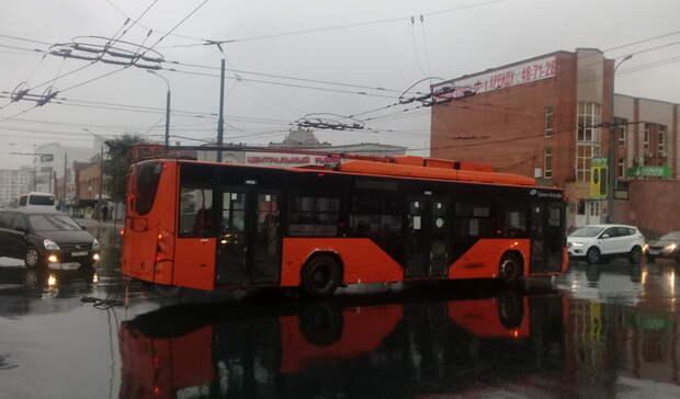 Проезд воренбургских муниципальных автобусах итроллейбусах может резко подорожать