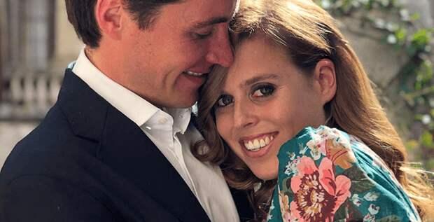 Принцесса Беатрис отпраздновала помолвку без отца
