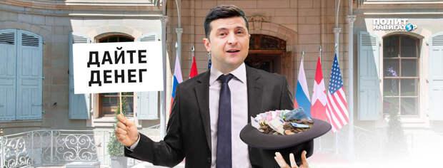 Президент Украины Владимир Зеленский считает, что его страна может стать мощнейшим военным государством, которому...