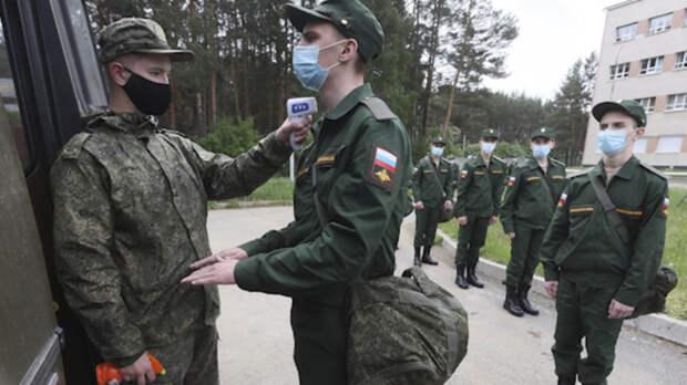 Призывникам Ростовской области разрешили неделать прививку отковида