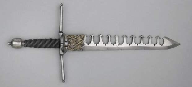Итальянский кинжал-шпаголом, примерно 1600 год.
