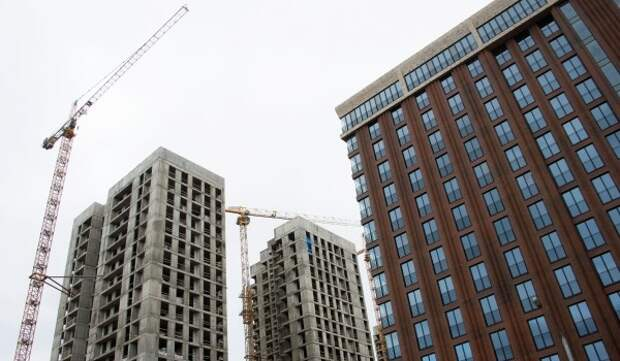 Более 180 дольщиков проблемного жилого комплекса «Борисоглебское» в ТиНАО получили ключи от квартир