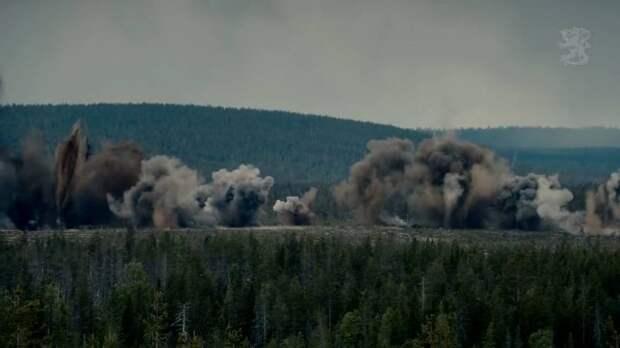 «Taistelukenttä 2020». Армия Финляндии даёт отпор
