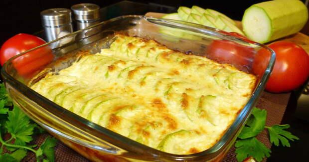 5 рецептов диетических блюд из молодых кабачков. В преддверии овощного сезона каждой хозяйке пригодится!