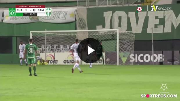 Chapecoense 5 x 0 Metropolitano - Melhores Momentos - 11ª rodada - Campeonato Catarinense (21/04/2021)