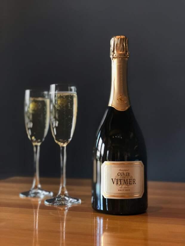 «Золотая Балка» выпустила первую линейку коллекционных игристых вин (ФОТО)
