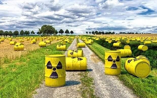 Украина превратится в ядерный могильник с американским топливом в АЭС