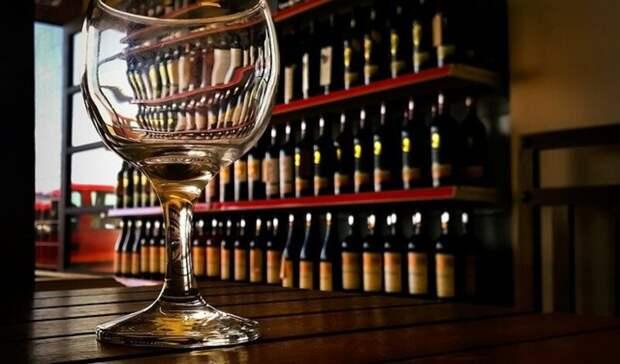 В России предложили продавать алкоголь по QR-кодам