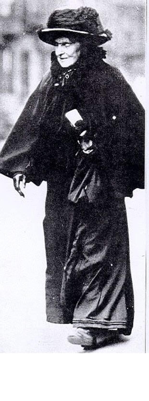 Гетти Грин — ведьма с Уолл-стрит